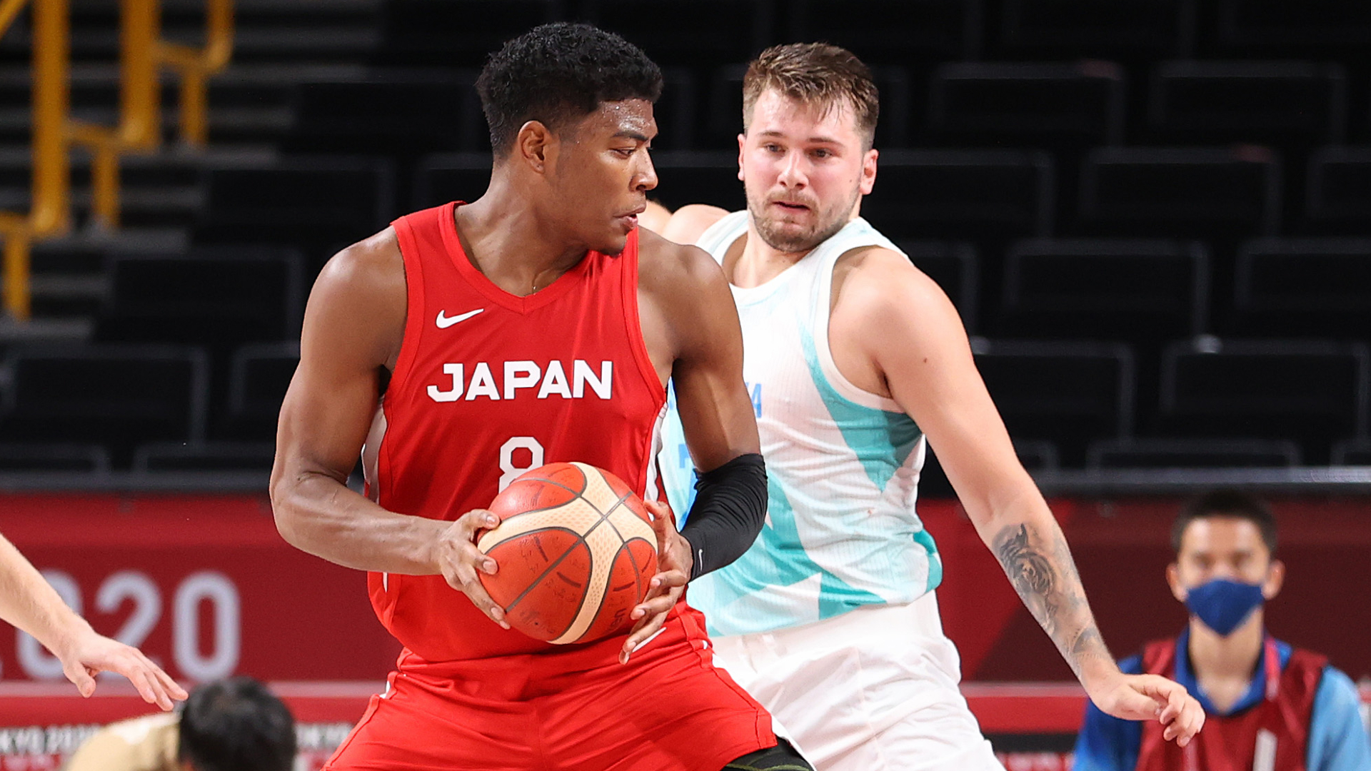 Olympic Men's Basketball Recap: Doncic, Slovenia join Spain in quarterfinals