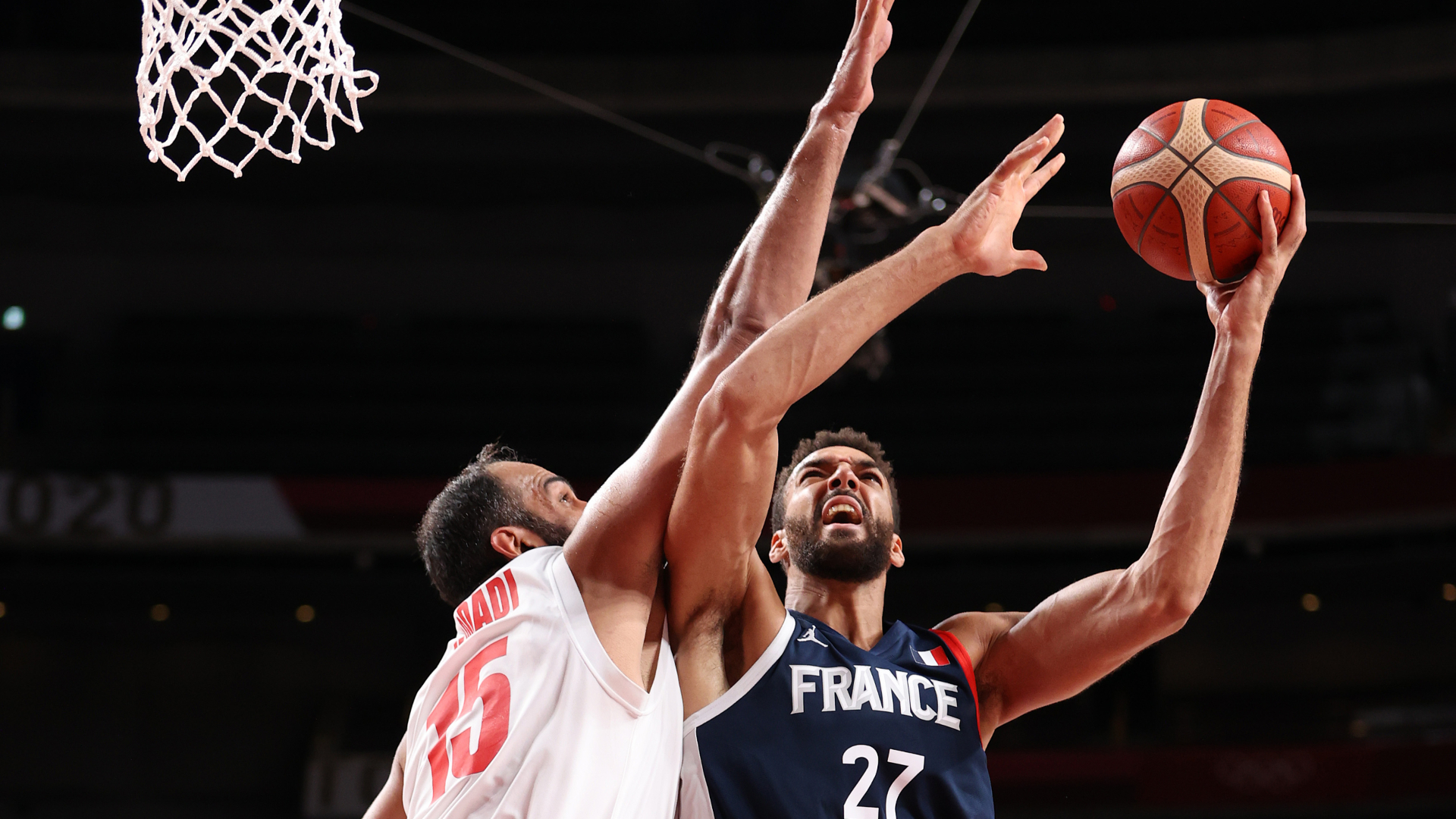 Olympic Men's Basketball Recap: France finishes atop Group A; Italy defeats Nigeria