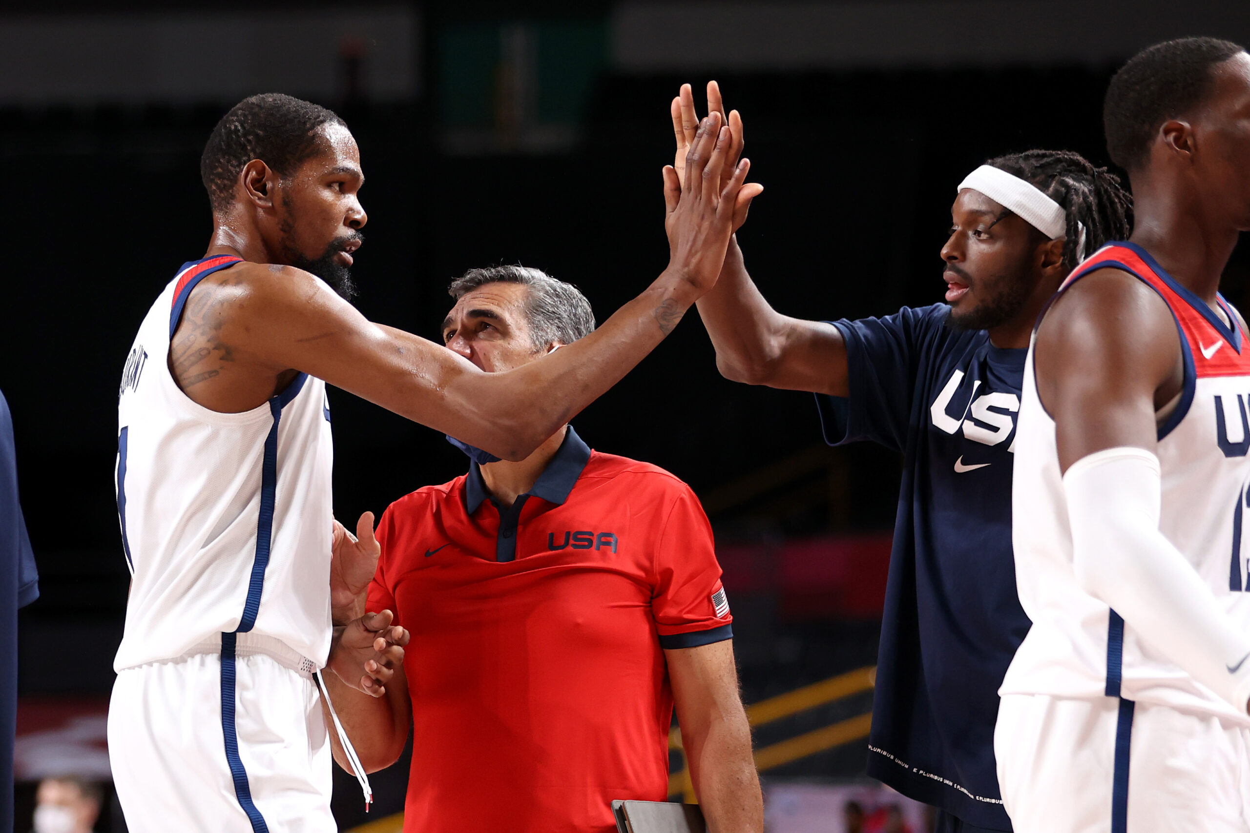 Olympic Men's Basketball Recap: US joins Italy, France, Australia in advancing to quarterfinals