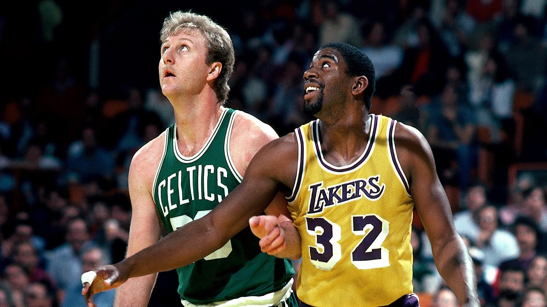 NBA Top Moments: 1980s