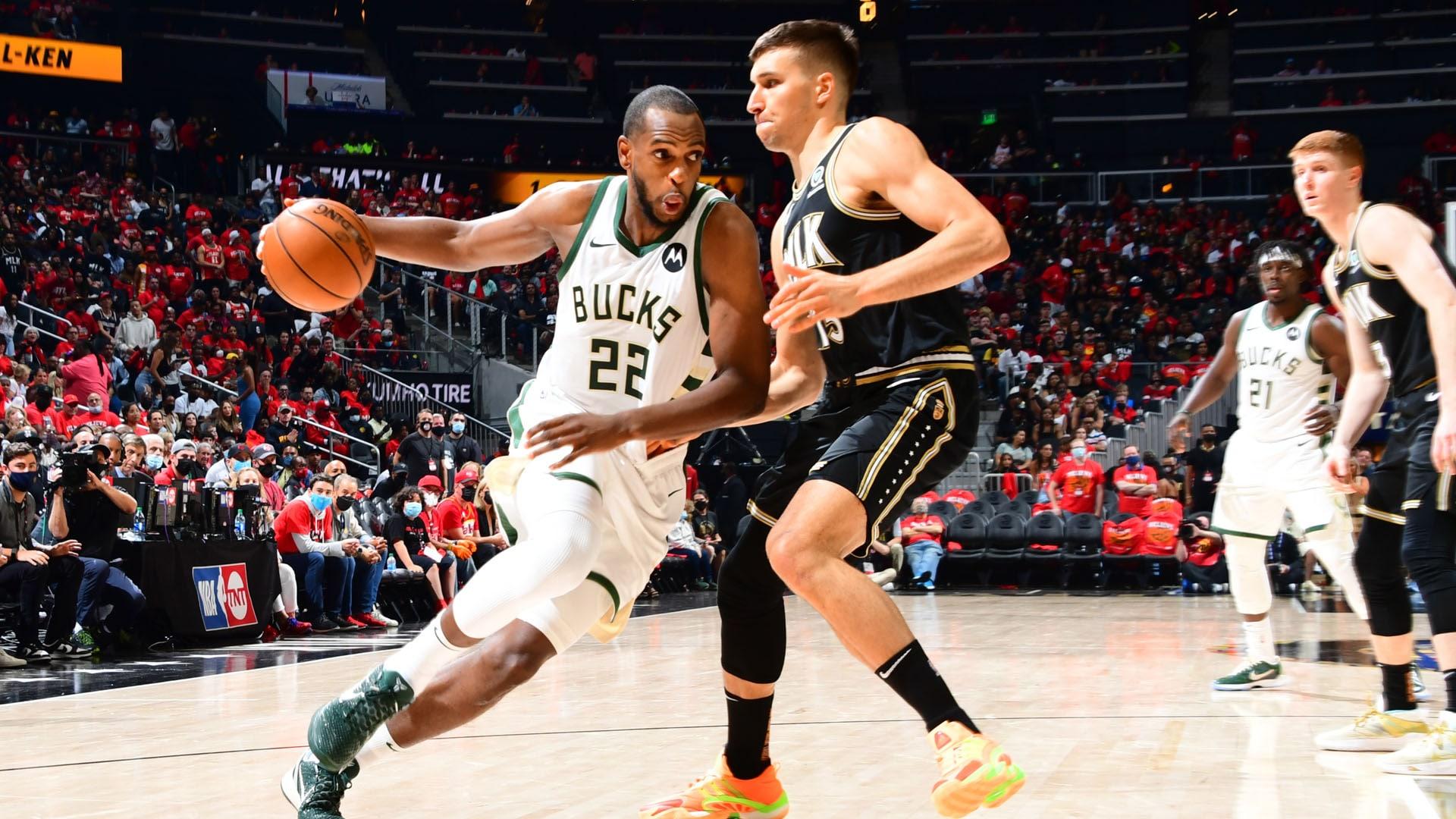 Game Recap: Bucks 118, Hawks 107