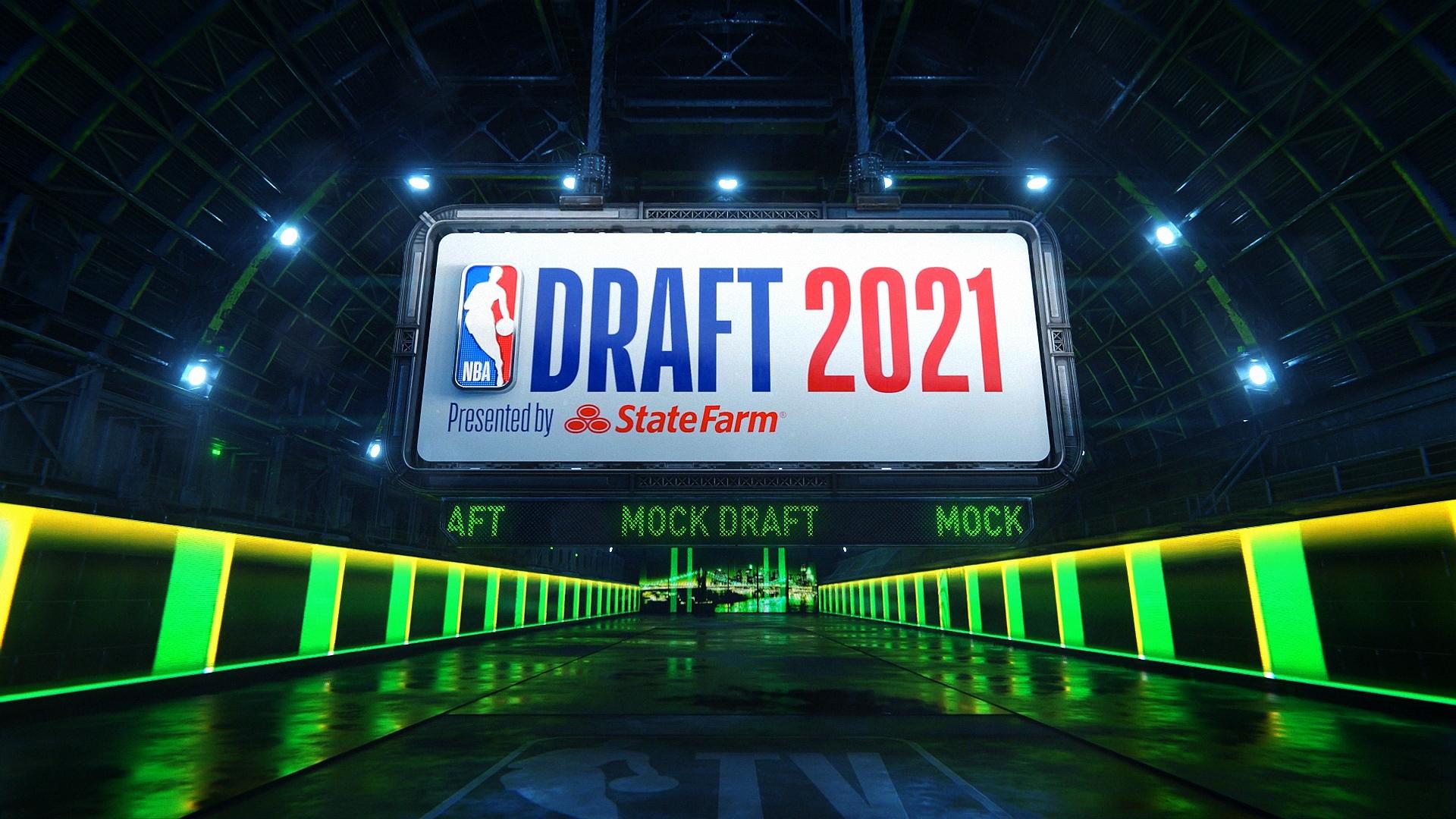 Watch Now: 2021 NBA TV Mock Draft