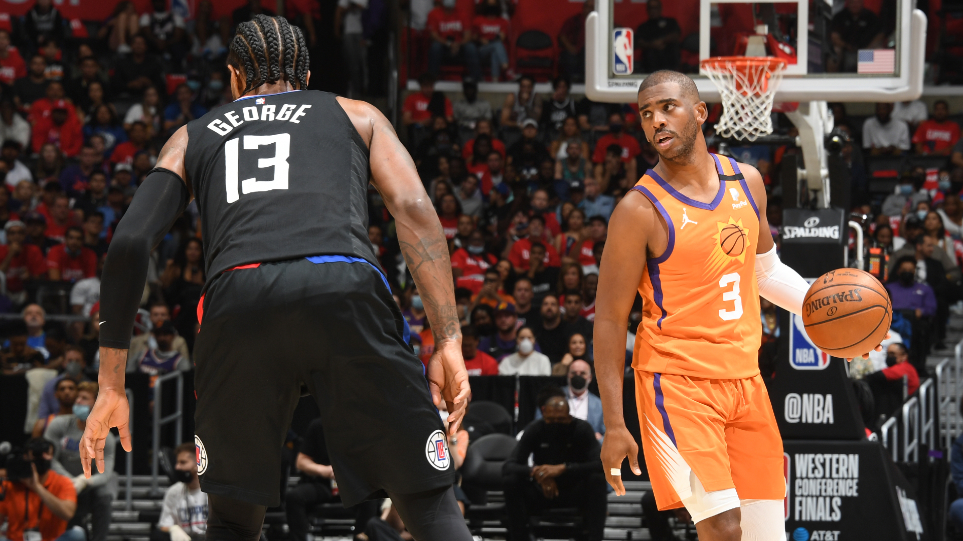 Game Recap: Suns 130, Clippers 103