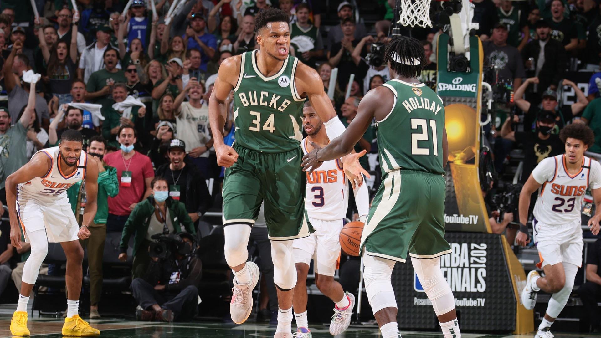 Game Recap: Bucks 120, Suns 100
