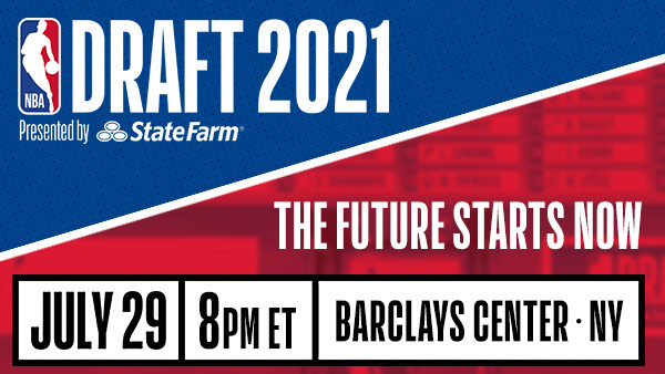 NBA Draft 2021: By The Numbers