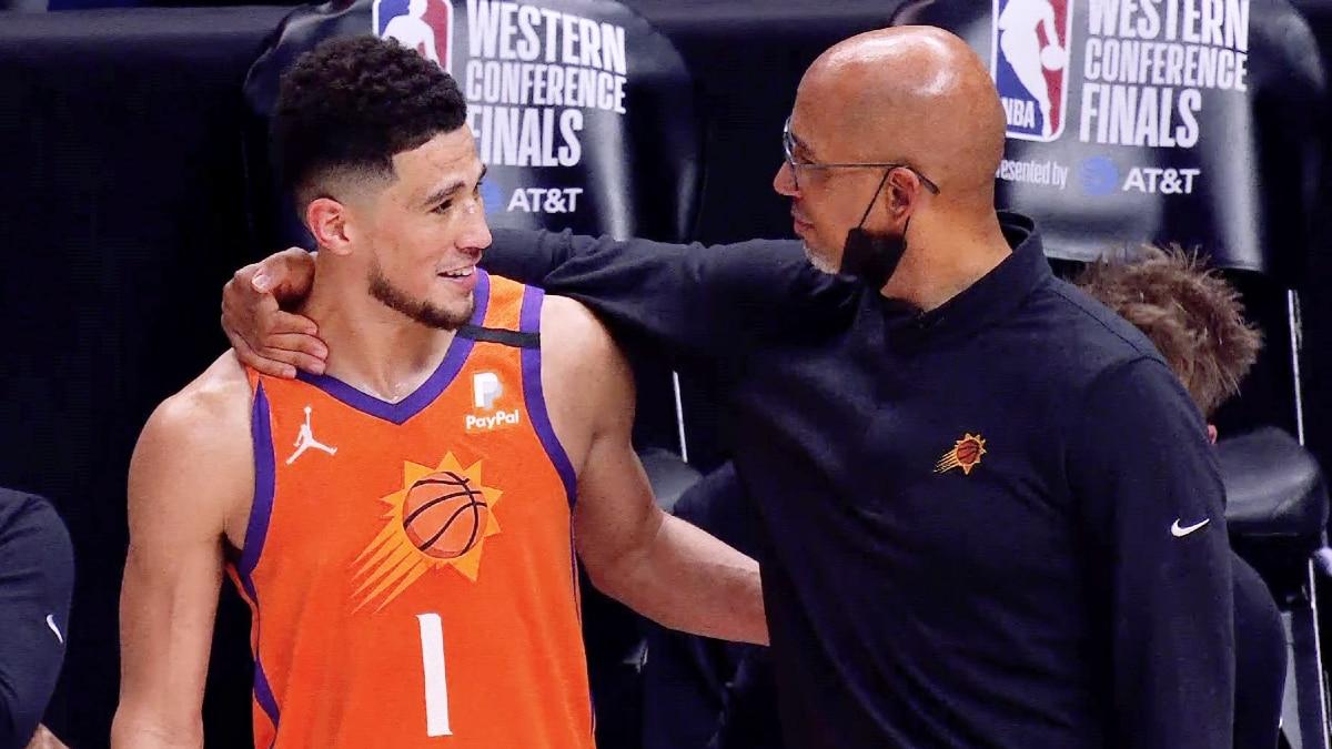 All-Access: Suns advance to 2021 NBA Finals