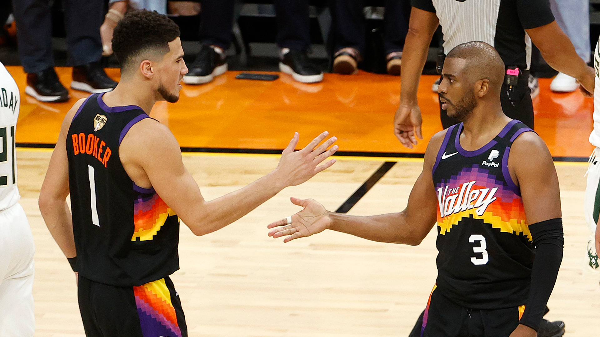 24 Thoughts on Game 1 of 2021 NBA Finals