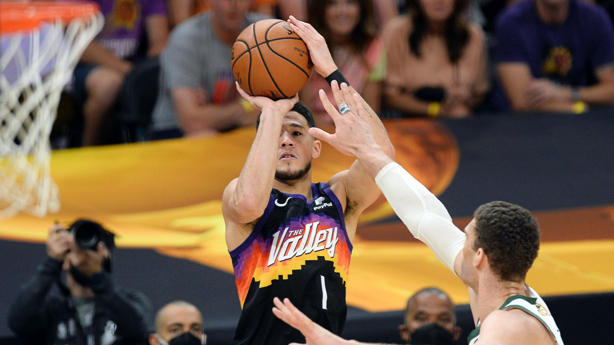 Suns' 3-point barrage too much for Bucks