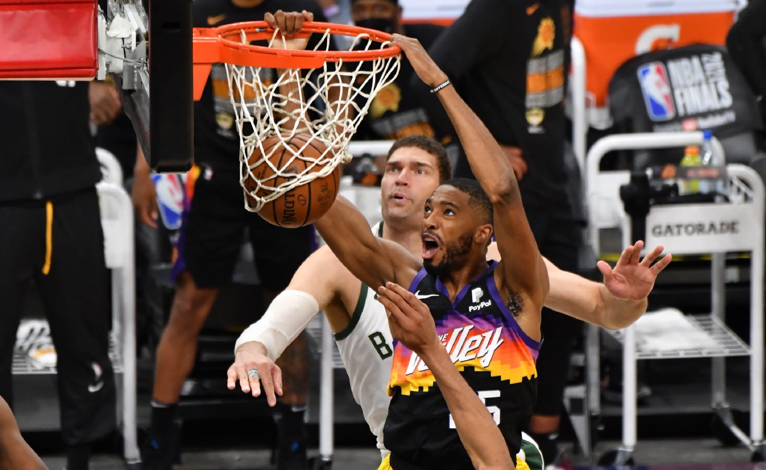 Game Recap: Suns 118, Bucks 108