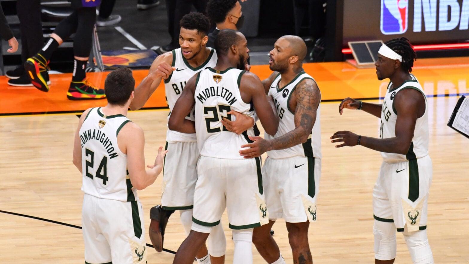Tune-In Tidbits: 2021 NBA Finals, Game 6