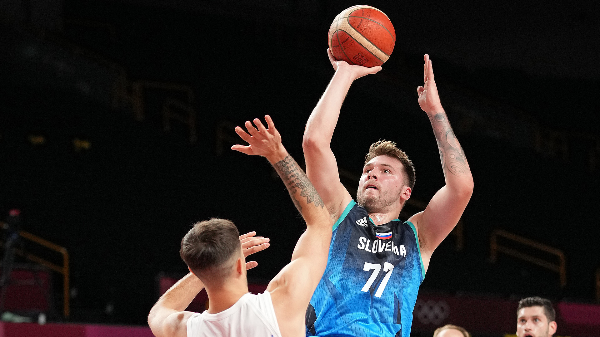 Luka Doncic scores 48 in Olympics debut; Slovenia beats Argentina