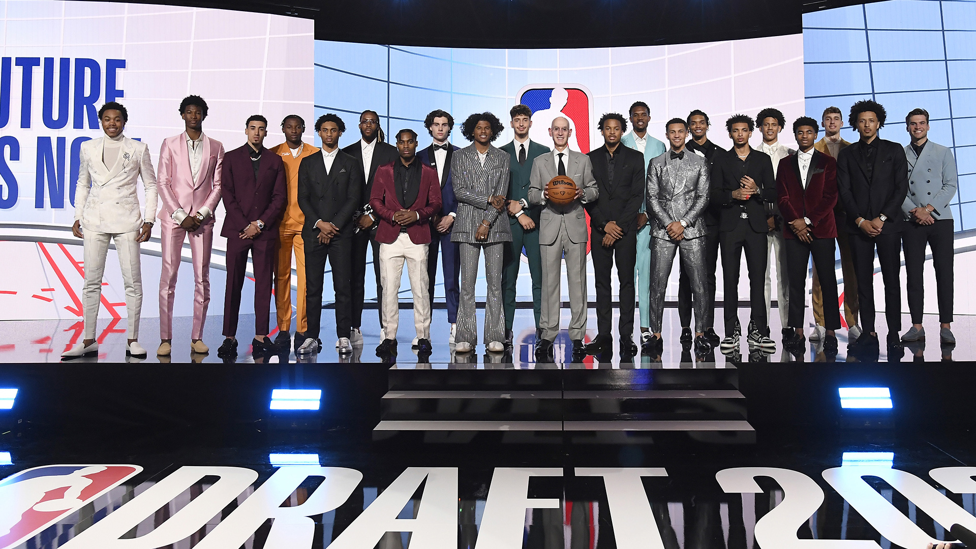 Pistons select Cunningham with No. 1 pick in 2021 Draft