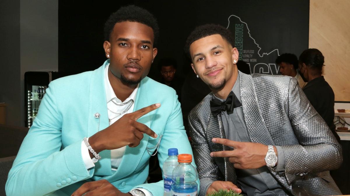 All-Access: Behind the scenes at 2021 NBA Draft