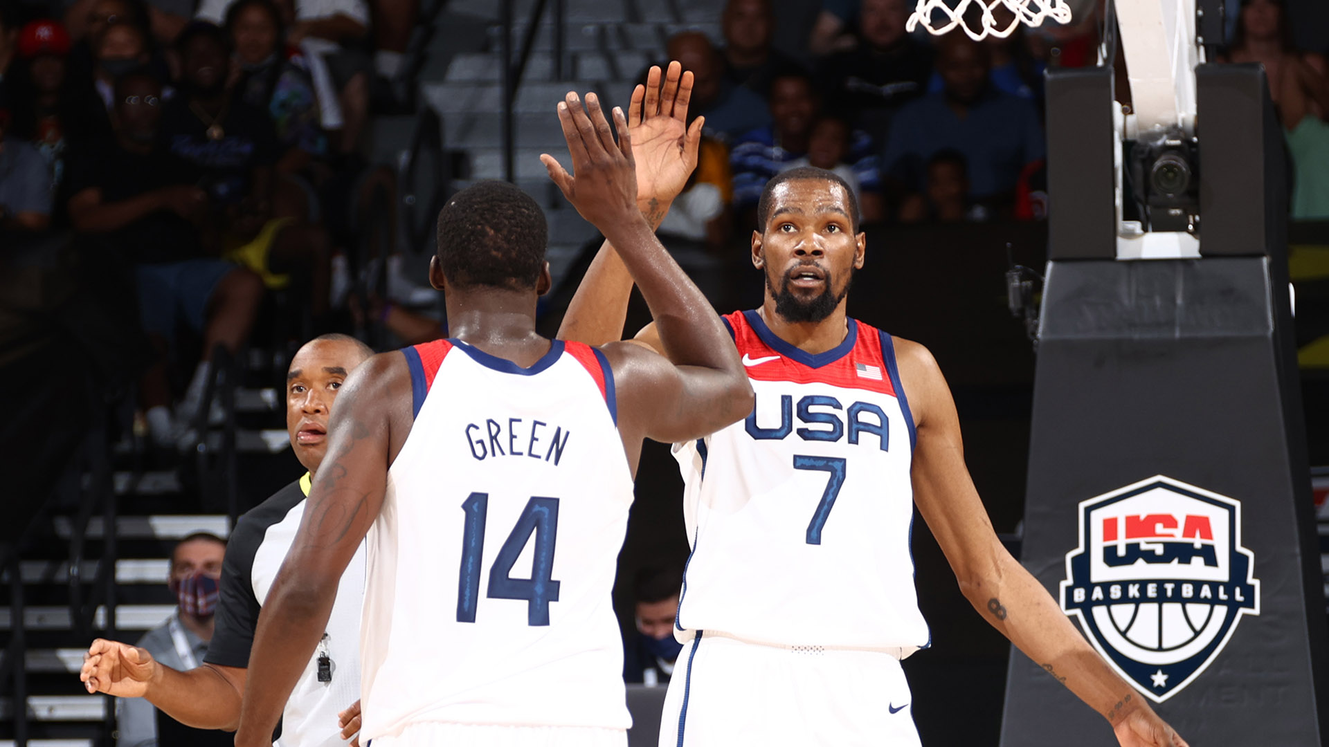 Olympic men's basketball quarterfinal matchups set: US draws Spain