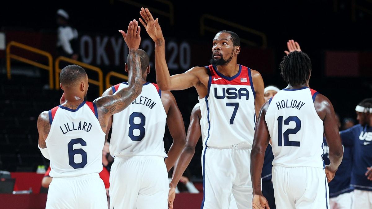 USA hammers Czech Republic to reach Olympic quarterfinals
