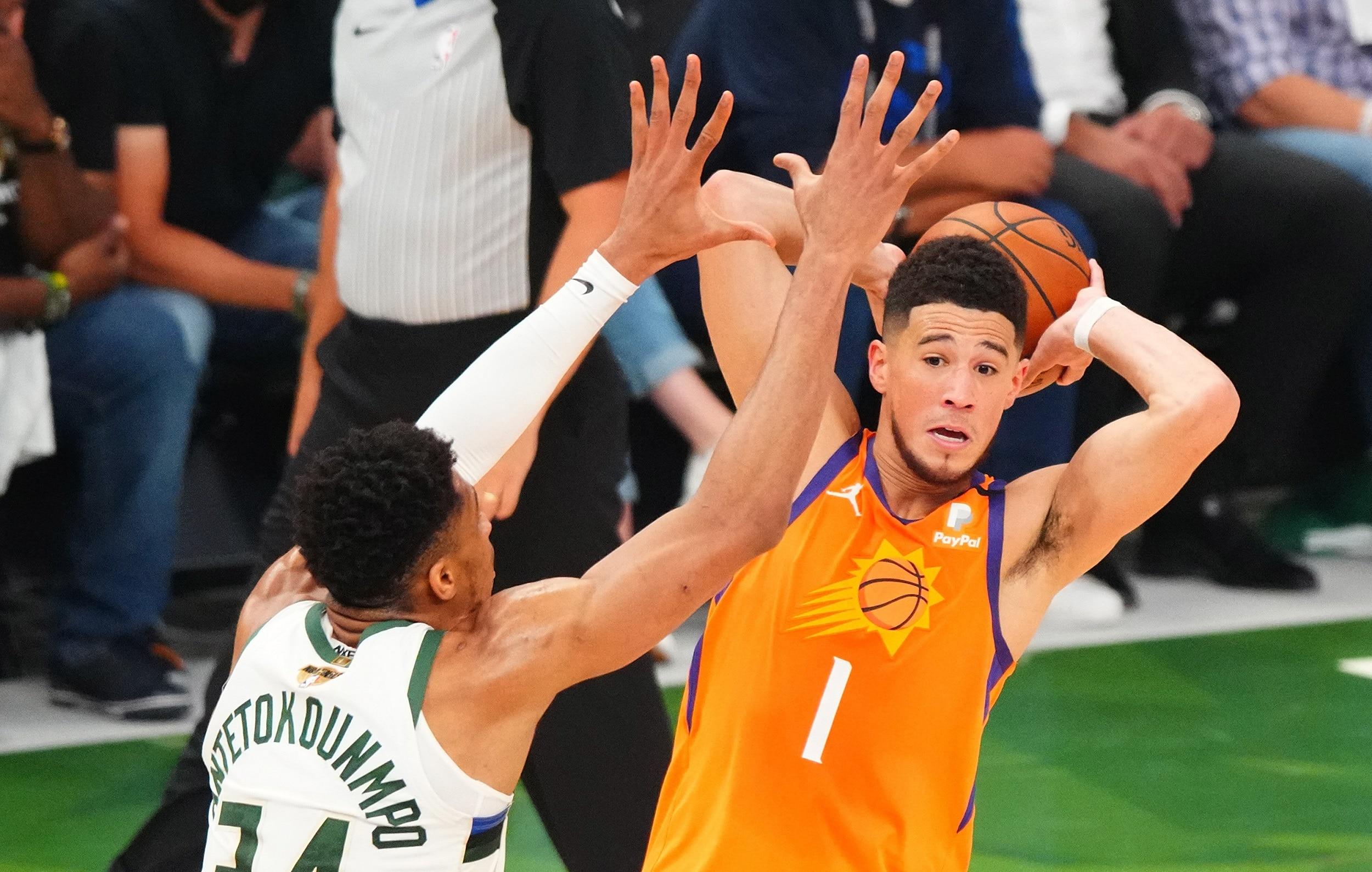 Phoenix Suns, Milwaukee Bucks gear up for pivotal Game 5