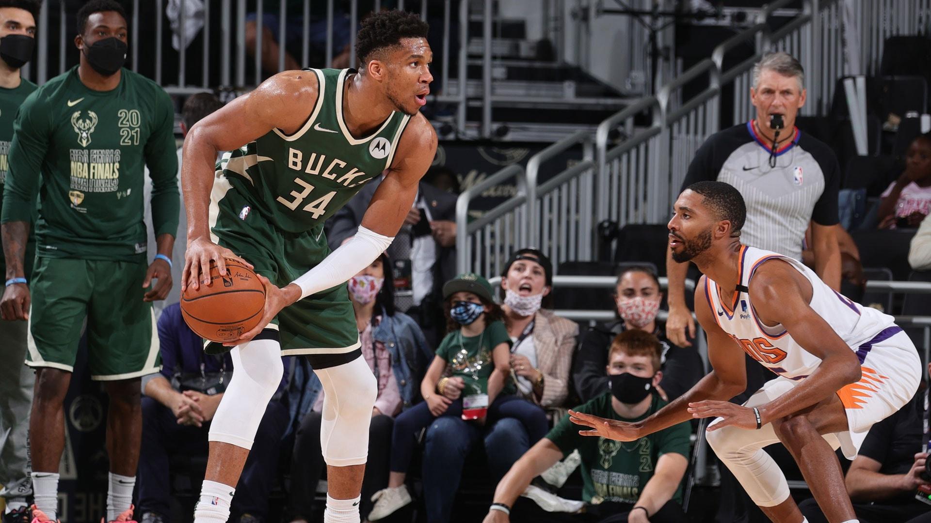Tune-In Tidbits: 2021 NBA Finals, Game 4