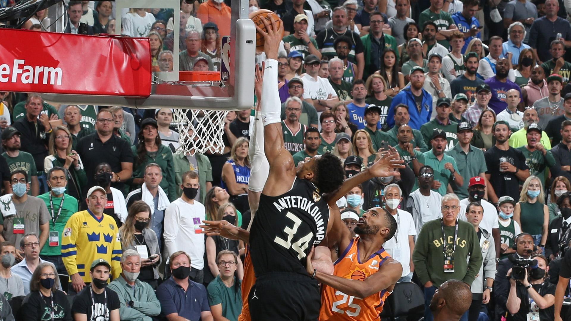 NBA Finals Film Room: Giannis, Middleton deliver in crunch time
