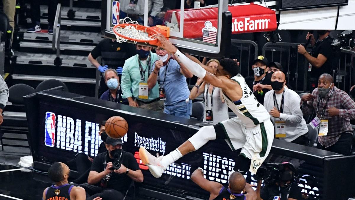 2021-22 NBA fantasy basketball power forward rankings and tiers