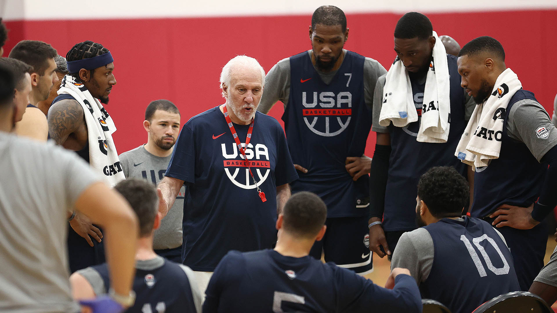 USA Basketball: Full schedule for Tokyo Olympics & exhibitions
