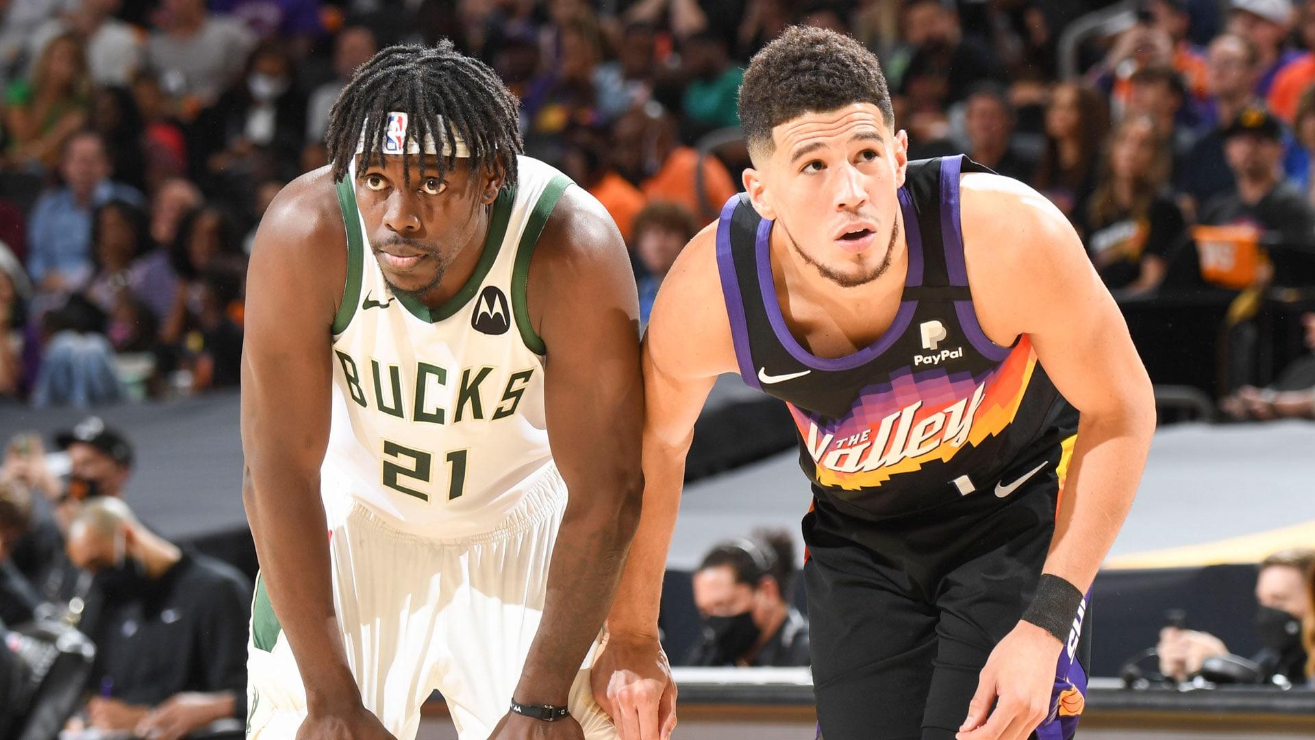 Tune-In Tidbits: 2021 NBA Finals, Game 2