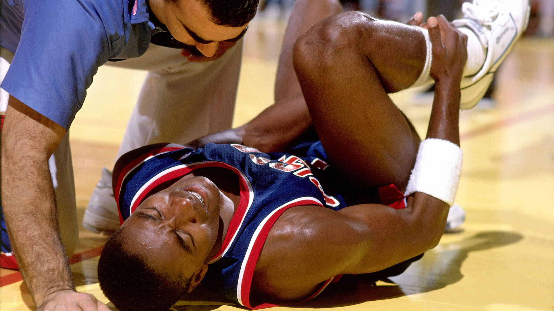 Top NBA Finals moments: Isiah Thomas scores 25 in quarter on injured ankle