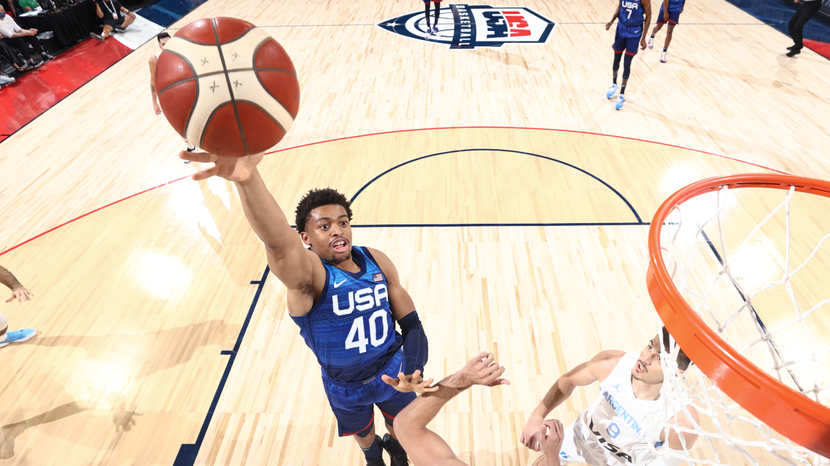 Kevin Love out of Olympics; JaVale McGee, Keldon Johnson join Team USA