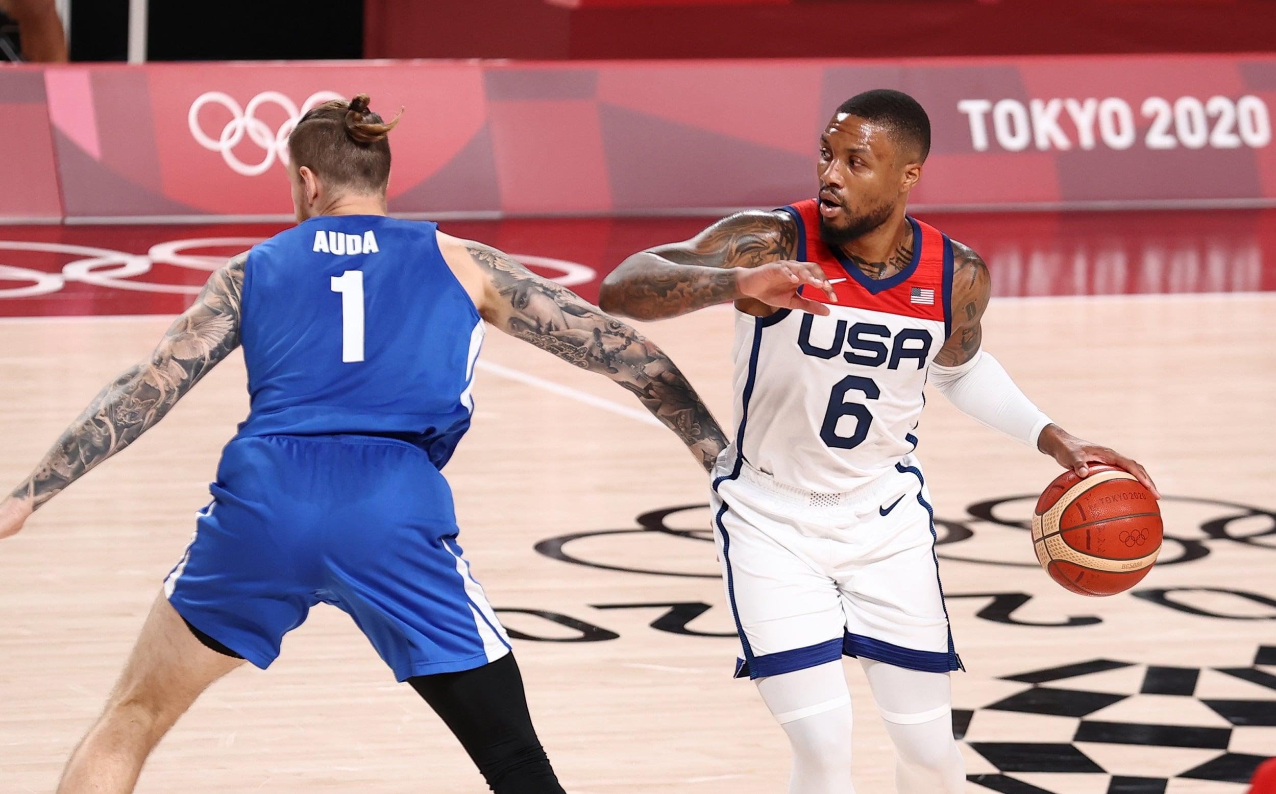 LIVE: USA closes group play vs. Czech Republic
