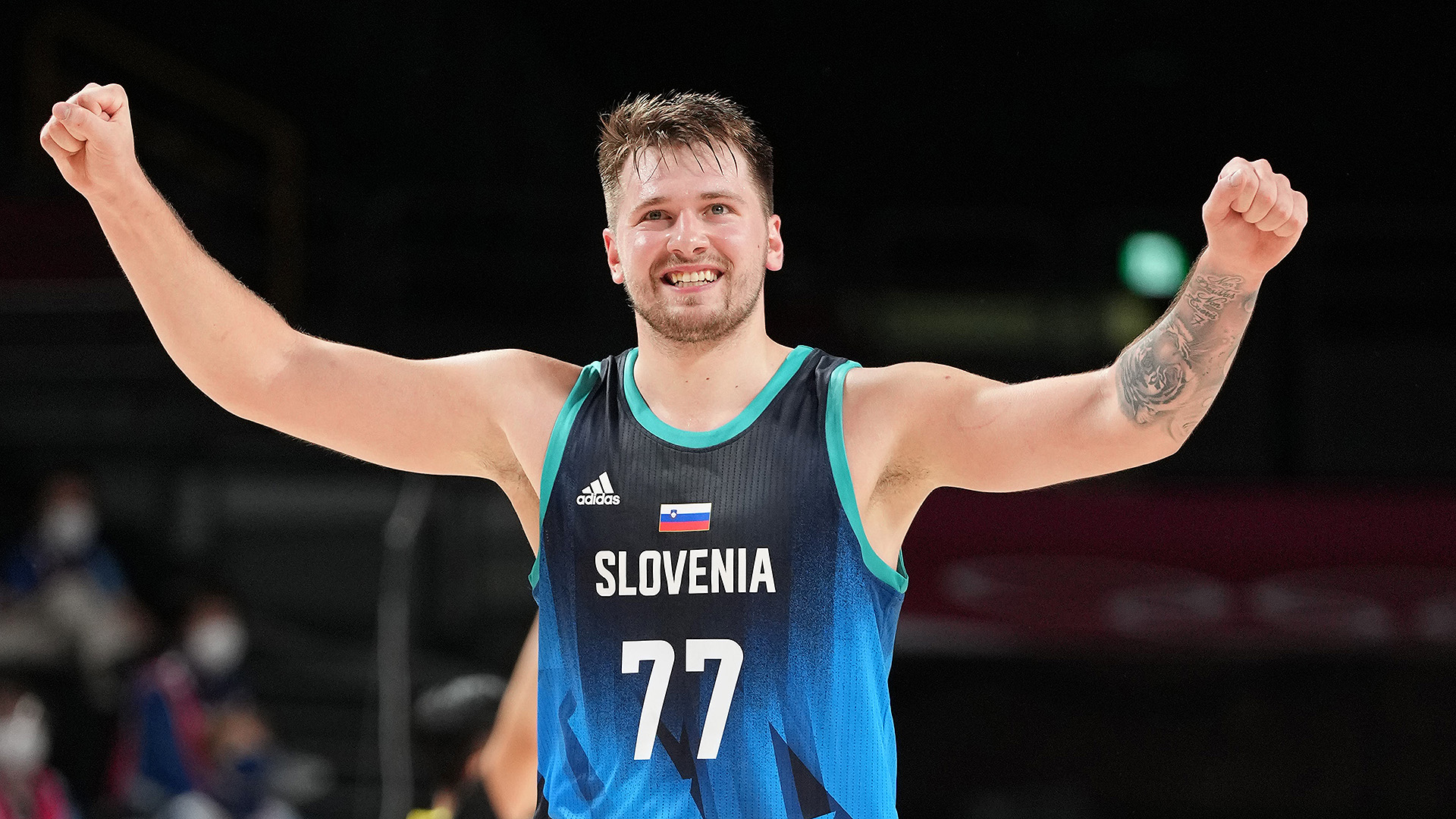 Doncic drops 48 on Argentina in Olympics debut