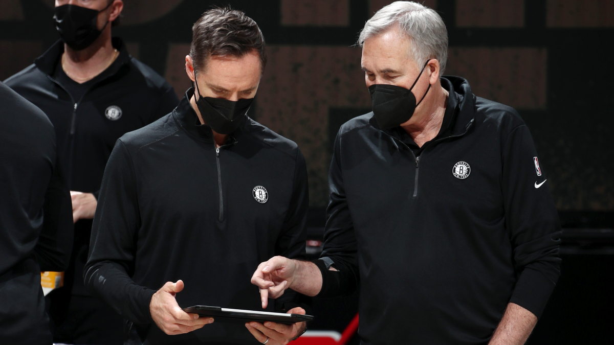 Mike D'Antoni steps down as Nets assistant coach