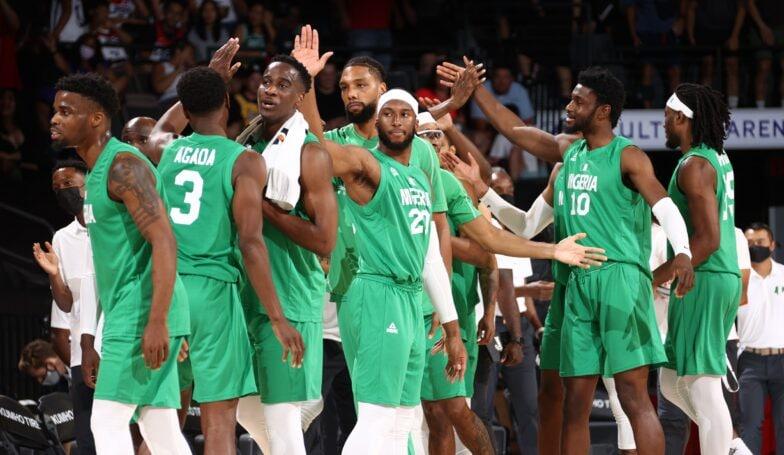 Nigeria shocks USA in pre-Olympic opener