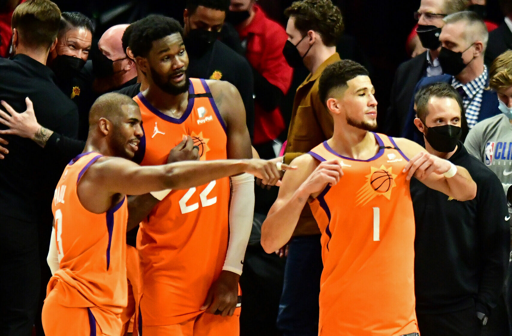 10 key questions: Can the Suns return to The Finals?