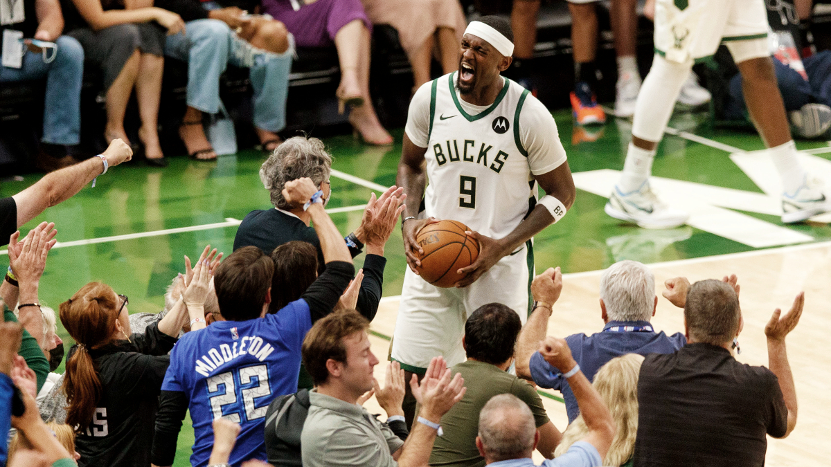 Bobby Portis ignites Bucks teammates, fans in pivotal Game 5 victory