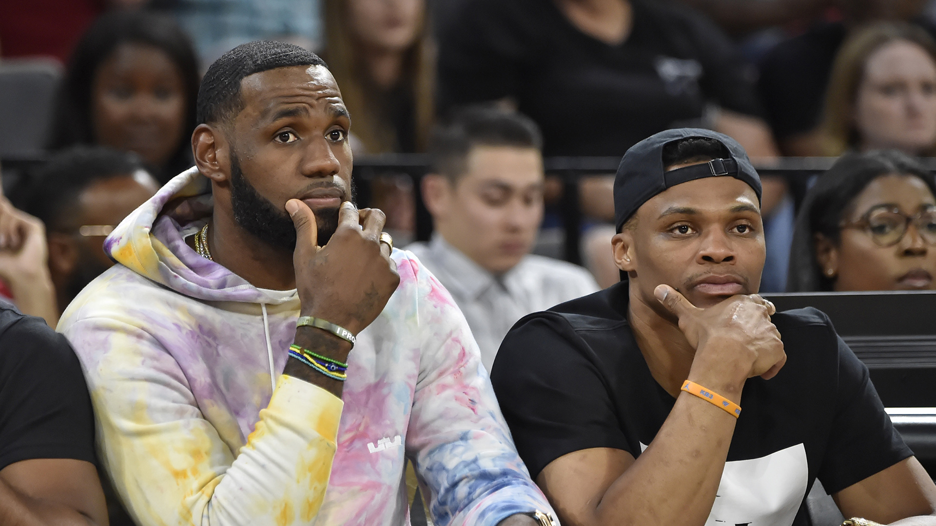 How will Lakers fill gaps around LeBron, Westbrook?