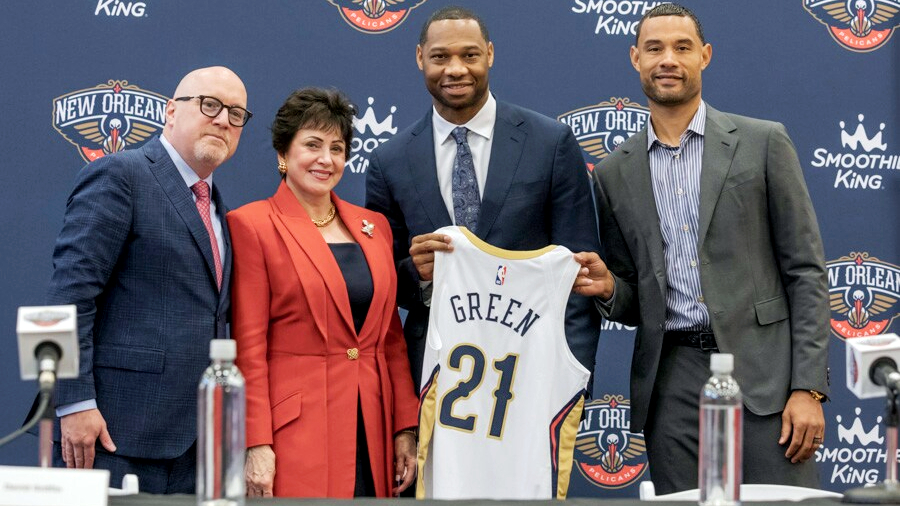 Willie Green: Pelicans are 'really close to taking the next step'