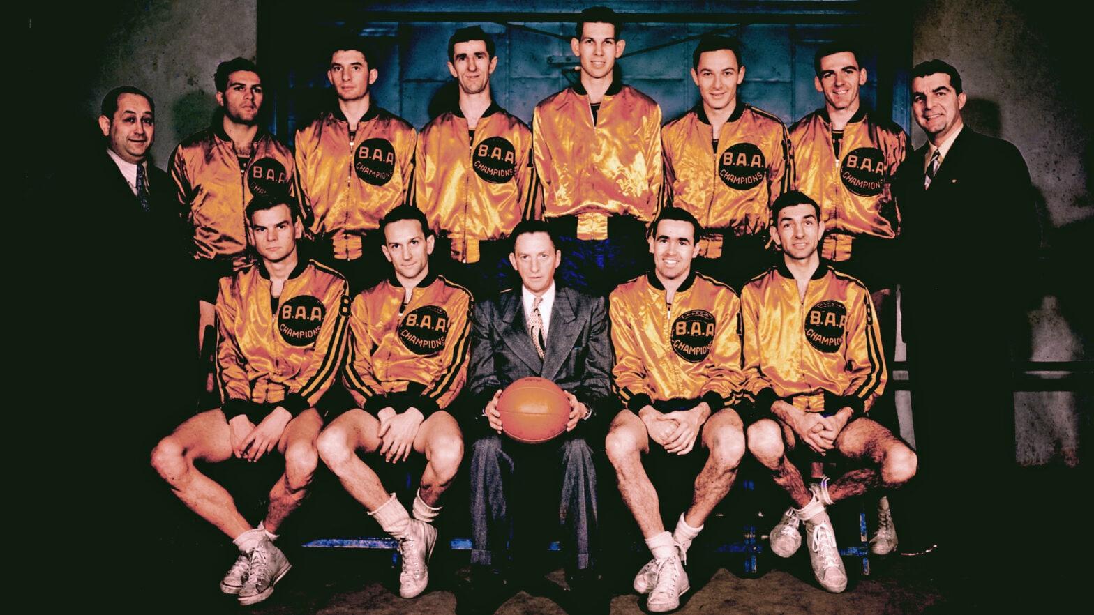Season Review: 1946-47 | NBA.com
