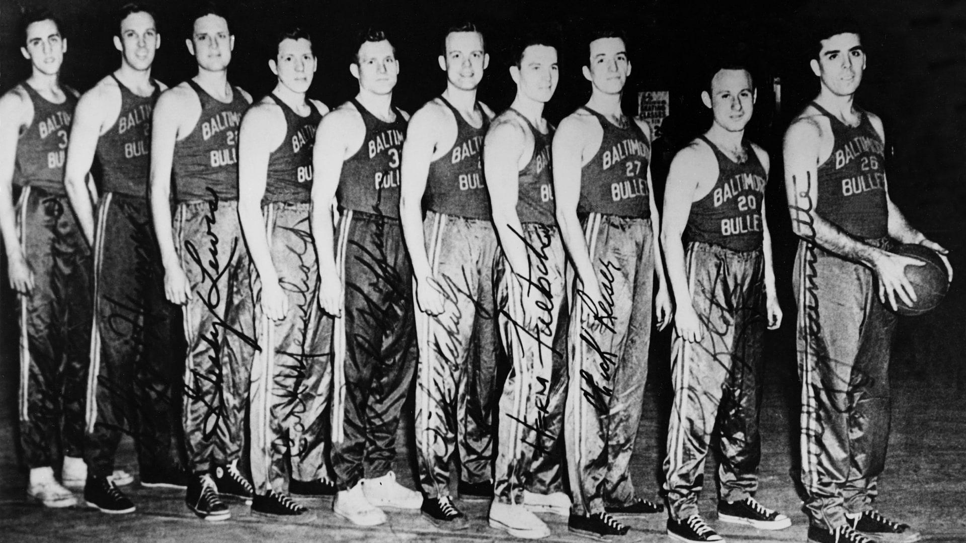Season Review: 1947-48
