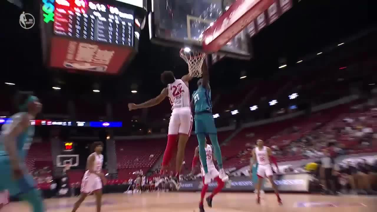 Top Plays from Chicago Bulls vs. Charlotte Hornets