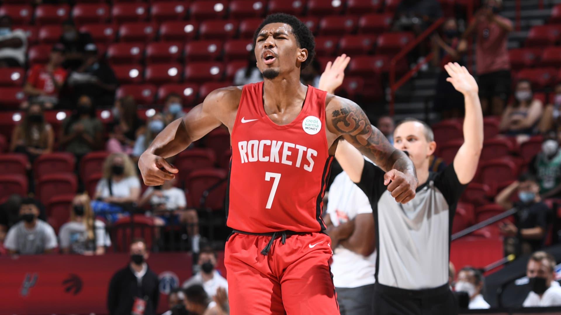 Las Vegas Summer League: Rockets use big 4th quarter to drop Blazers
