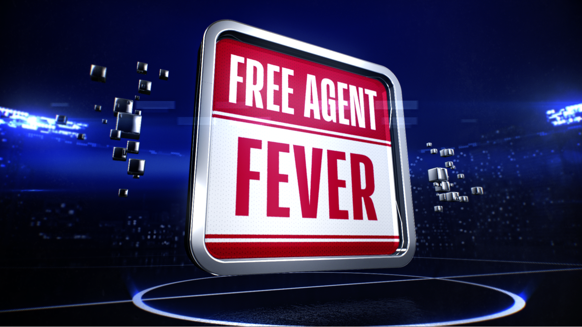 Today on NBA TV: Free Agent Fever (Noon ET)