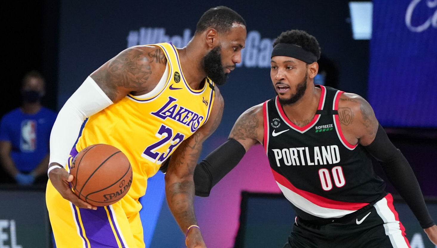 Lakers surrounding LeBron James with decades of experience