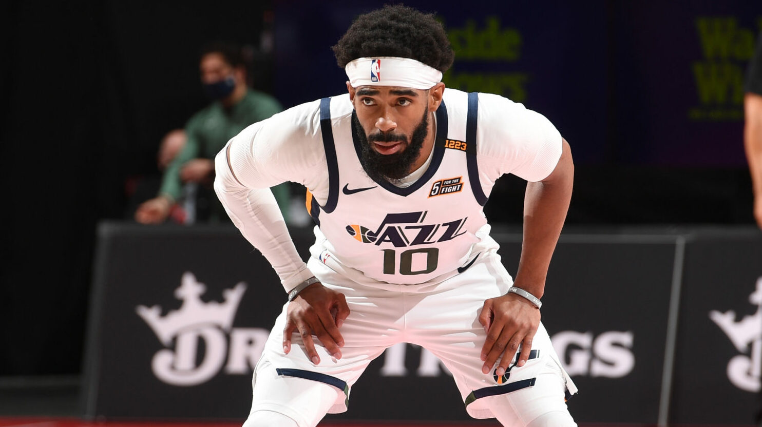 Reports: Mike Conley agrees to stay with Jazz