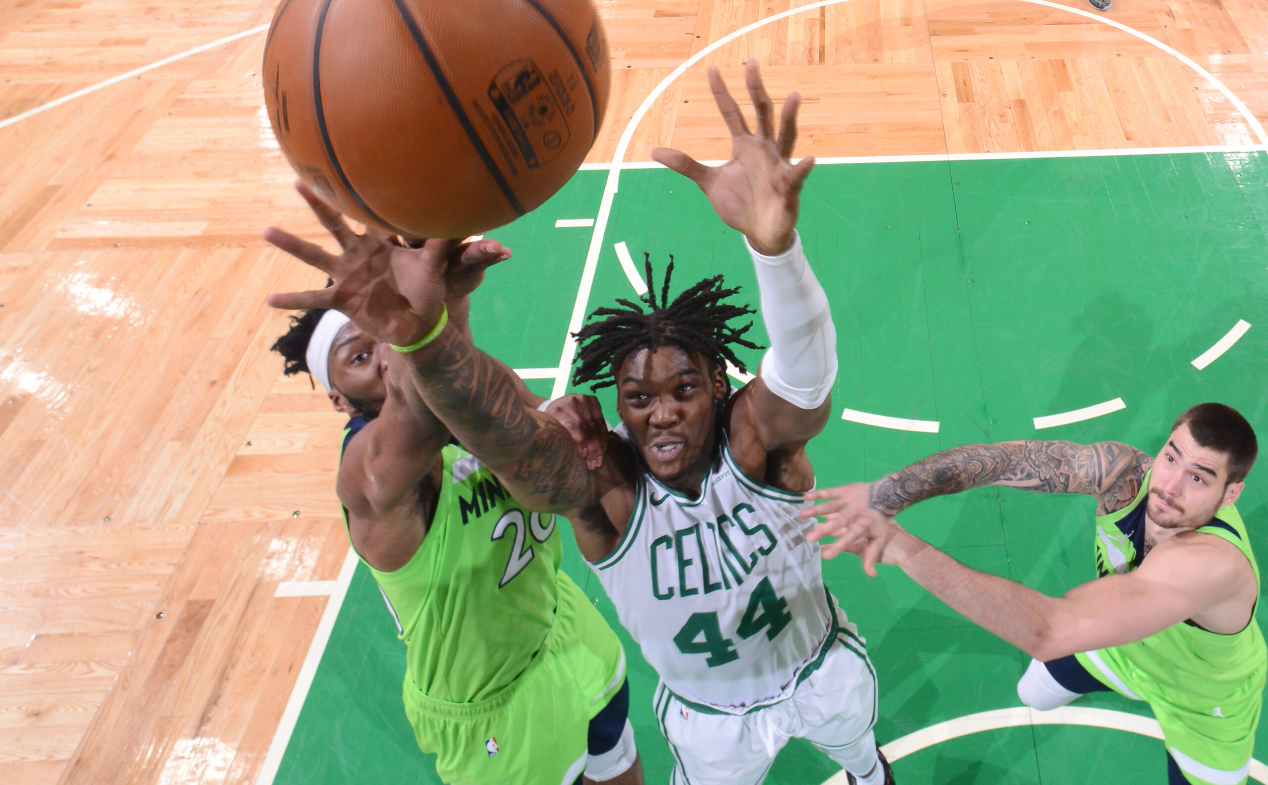 Robert Williams signs reported 4-year extension with Celtics
