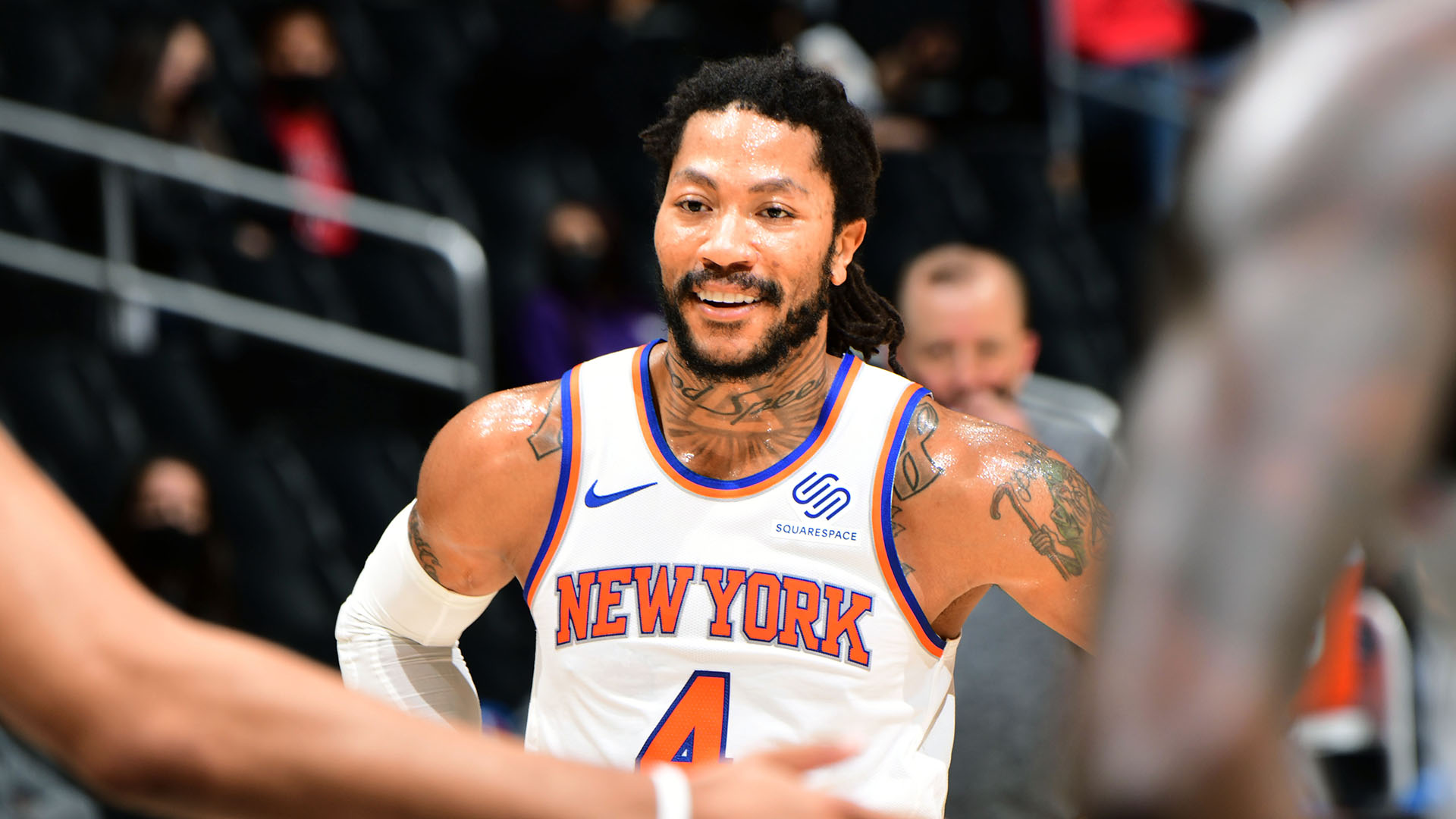 Reports: New York Knicks to re-resign Derrick Rose, add Boston's Evan Fournier