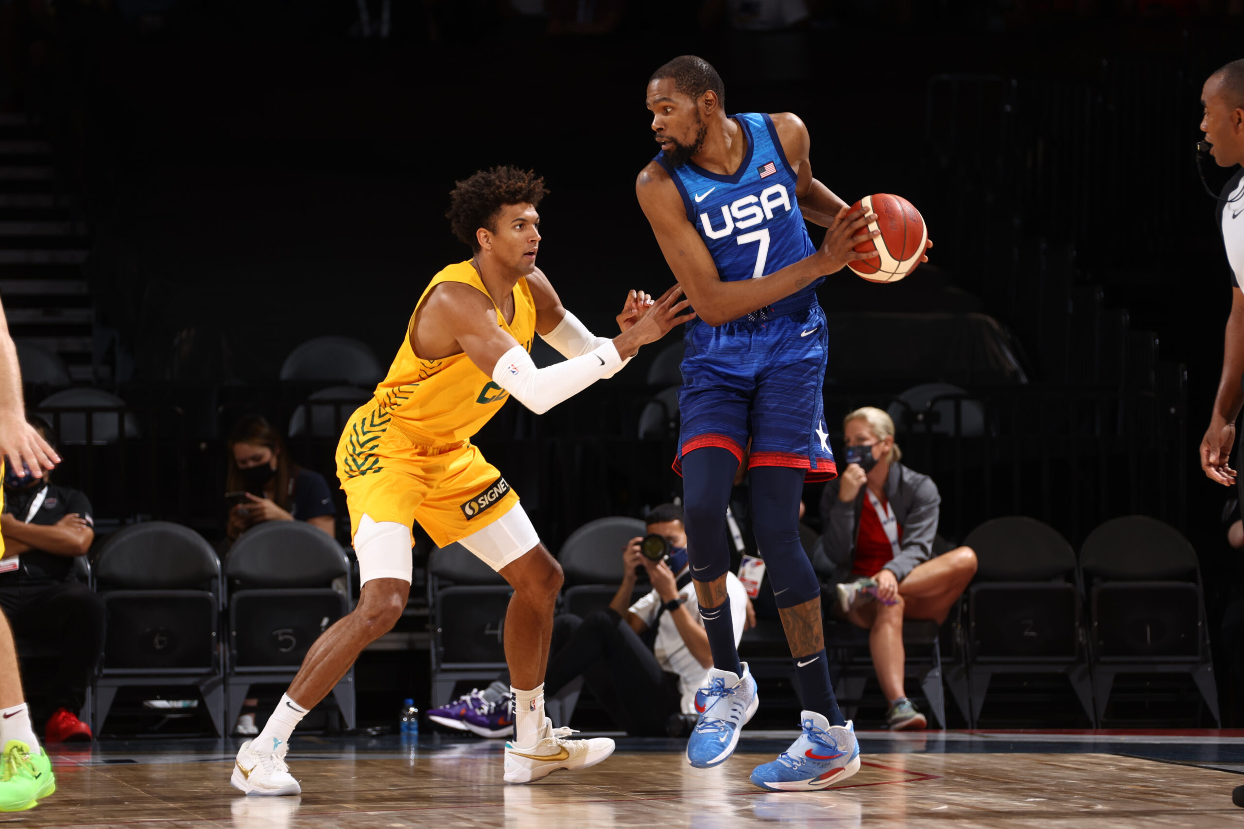 Olympic Semifinals Preview: Matchups, NBA players to watch & more