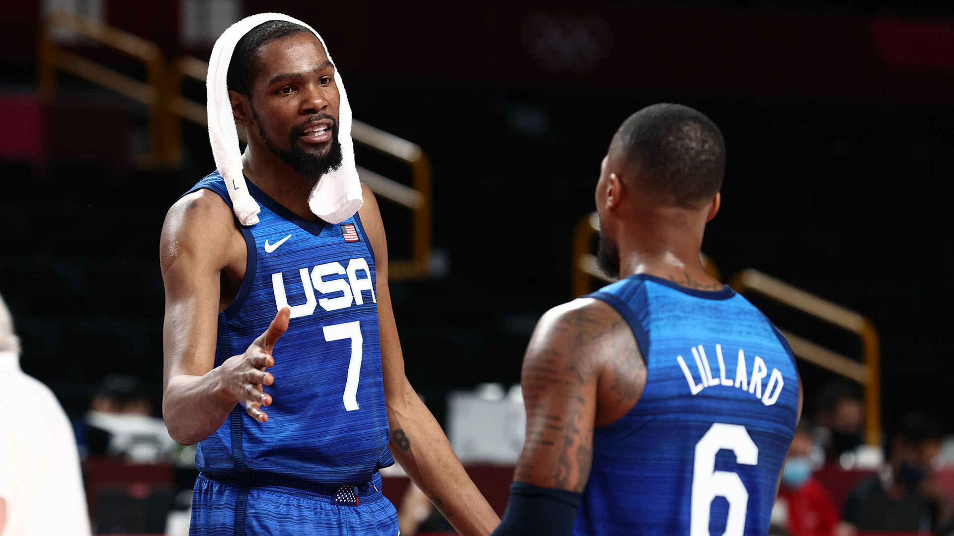 US faces Australia in Olympic semifinals (12:15 a.m. ET)