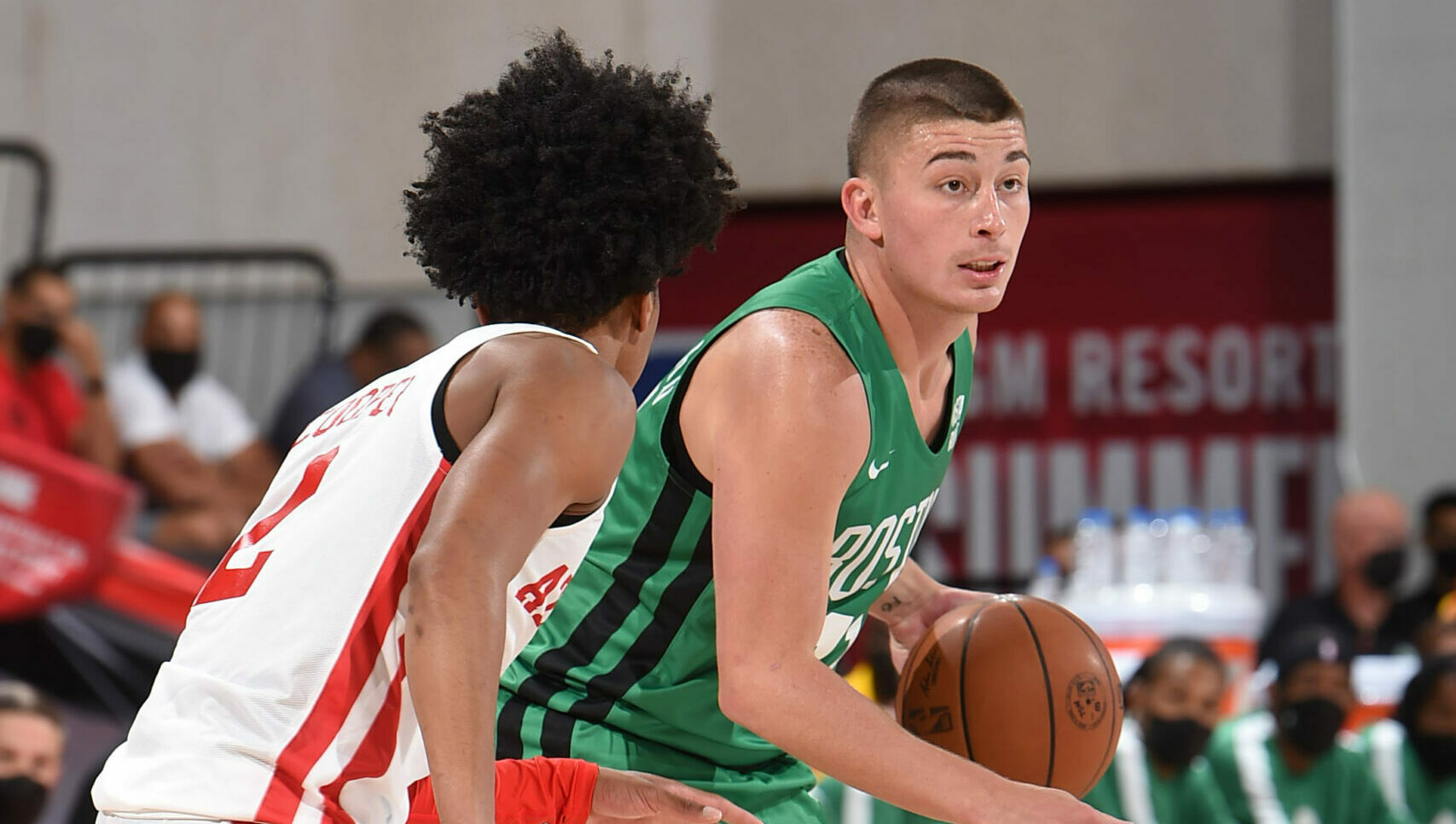 Las Vegas Summer League: Payton Pritchard scores 23 points to lead Celtics over Hawks