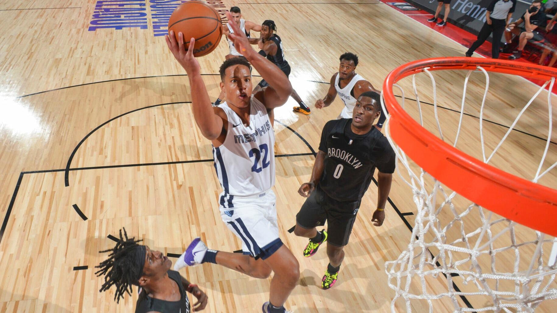 Las Vegas Summer League: Bane, Tillman carry Grizzlies past Nets