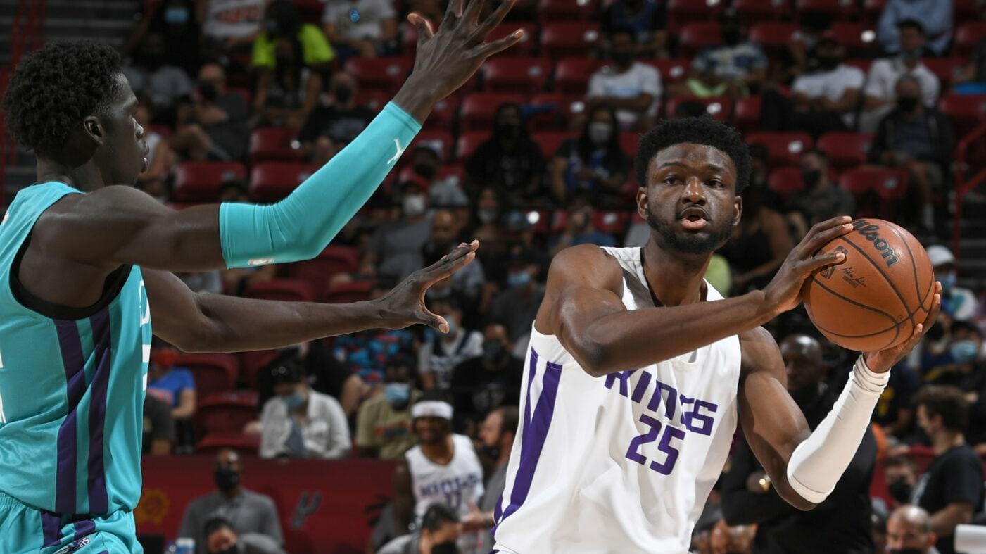 Las Vegas Summer League: Kings take control late to beat Hornets
