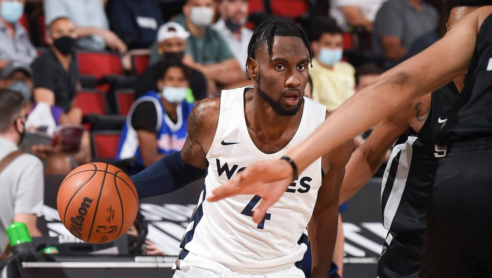 Las Vegas Summer League: Nowell scores 24 to lead Timberwolves
